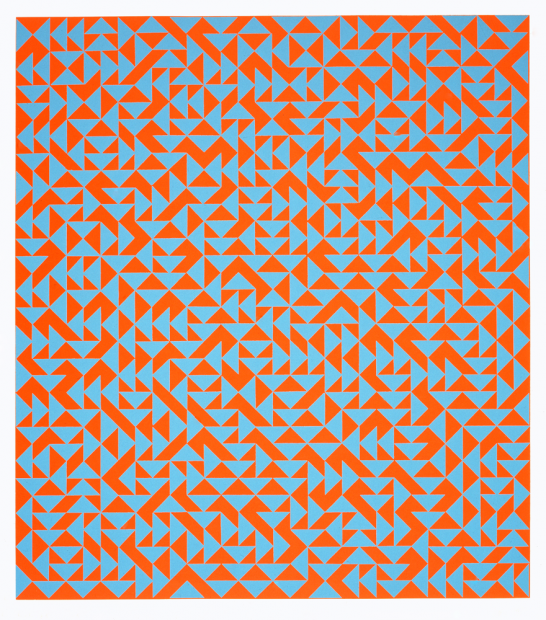 Anni Albers Untitled 1969 National Museum of Women in the Arts