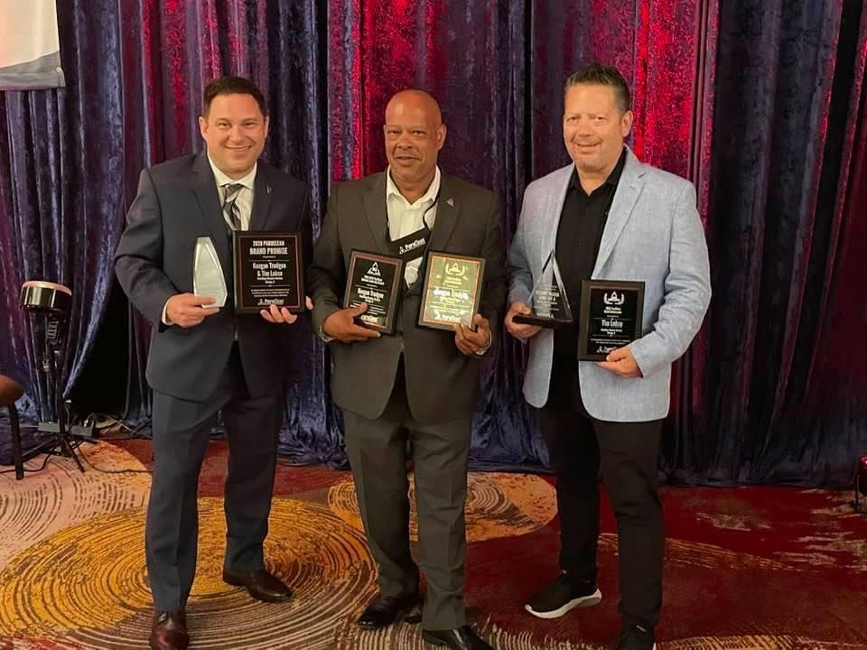 Our PuroClean franchisee clients earned six awards at the national Convention