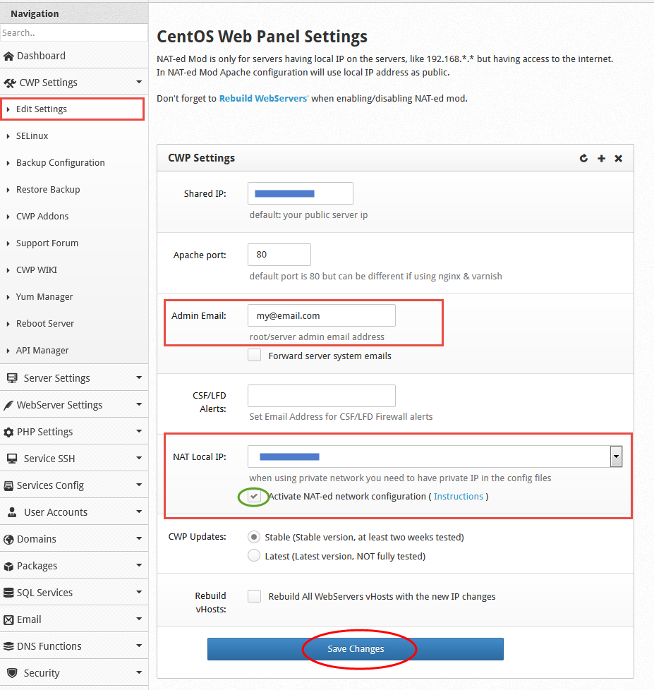 How to Set up a CentOS Web Panel - Alibaba Cloud Community