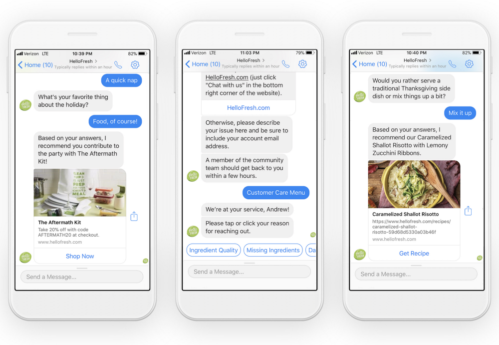 What is a Facebook Messenger bot for Facebook ads