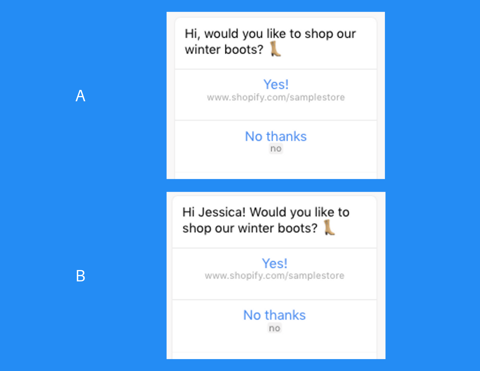How to Boost Ecommerce Sales With Chatfuel's A/B Test Plugin