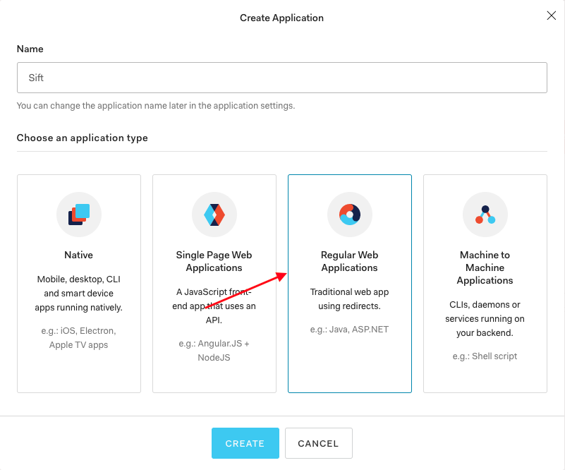 Adding Sift to Auth0 – Sift Help Center