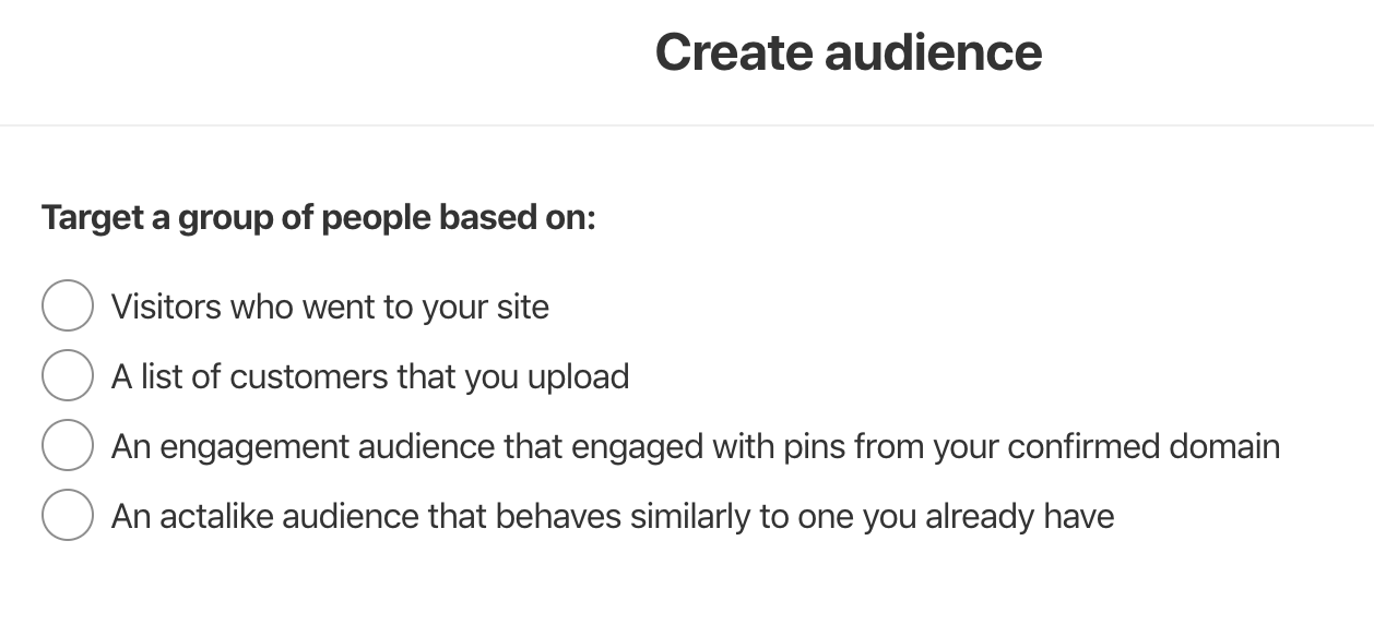 A Crash Course in Custom Audiences for Your Social Media Ads 3