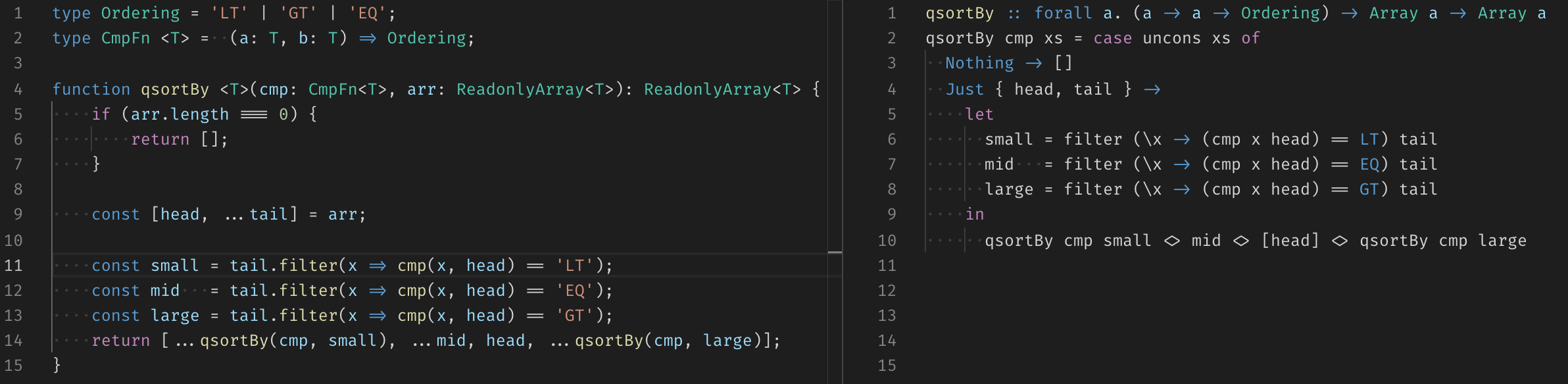 To mutate, or immutate, that is the question_Echo JS