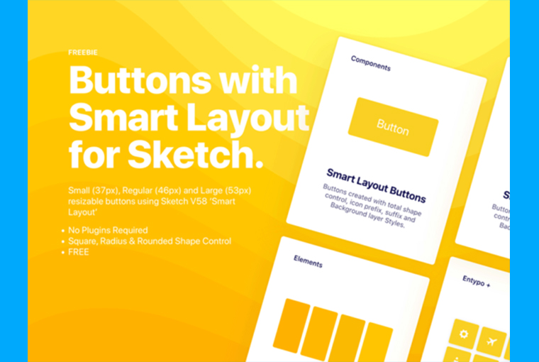 10+ Free Sketch UI Kits for Your Next Mobile or Web Projects 3