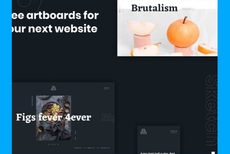 10+ Free Sketch UI Kits for Your Next Mobile or Web Projects 9