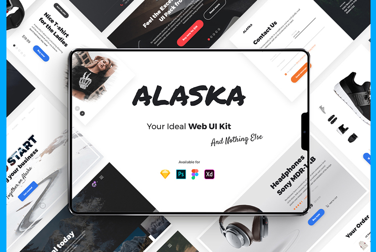 10+ Free Sketch UI Kits for Your Next Mobile or Web Projects 1