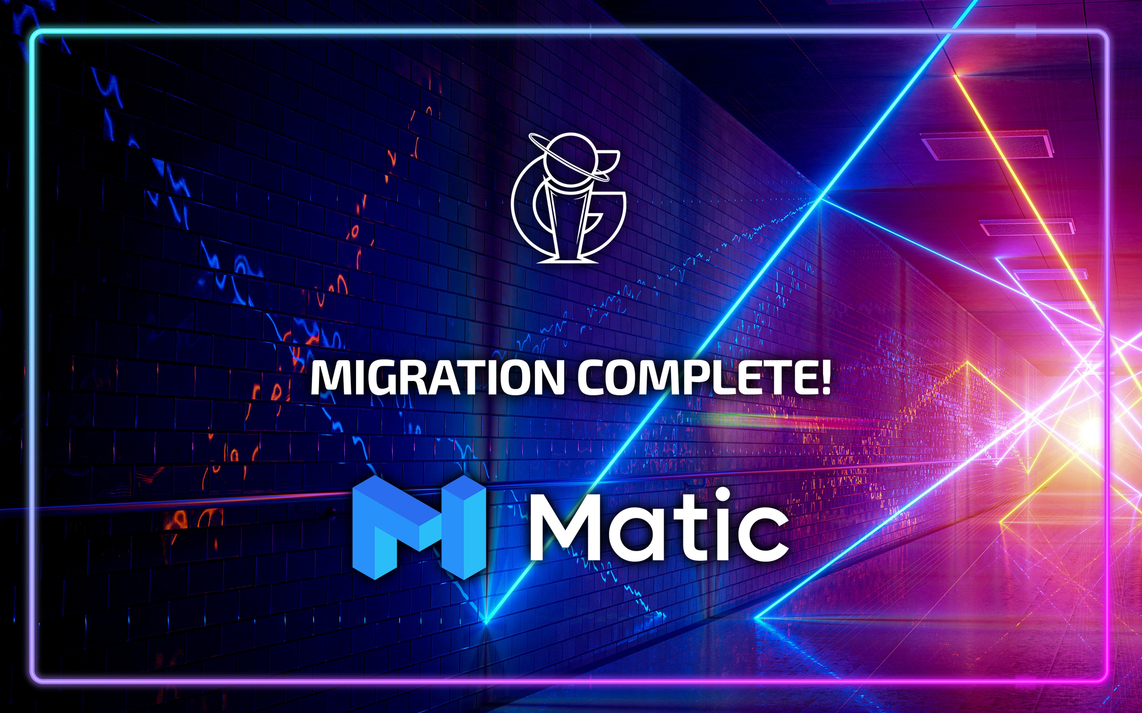 IGGalaxy has officially migrated to Matic network!