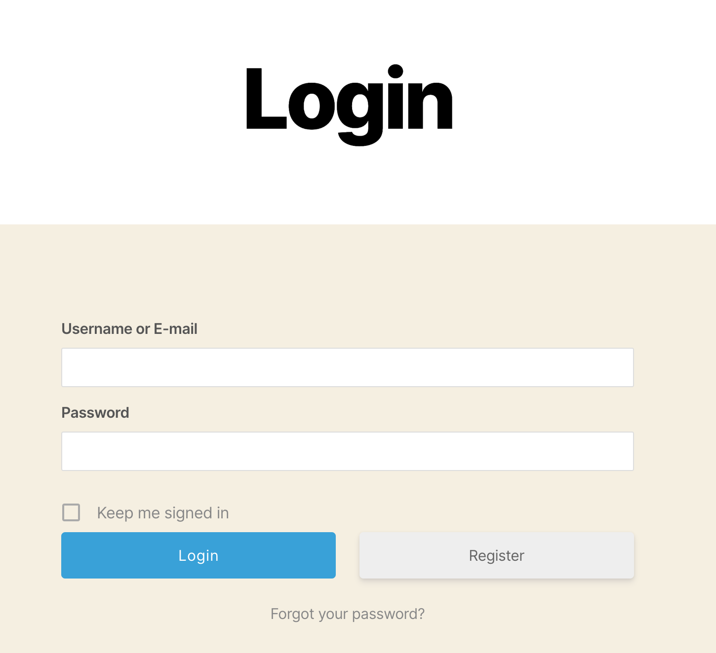 Your website should now be using Ultimate Member's login and registration pages.