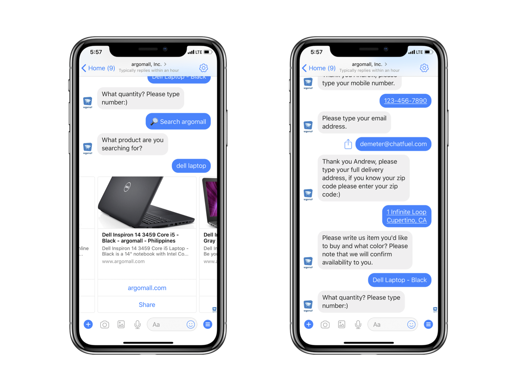 Ecommerce Retailer Boosts Messenger Sales by 10% With Chatfuel Bot