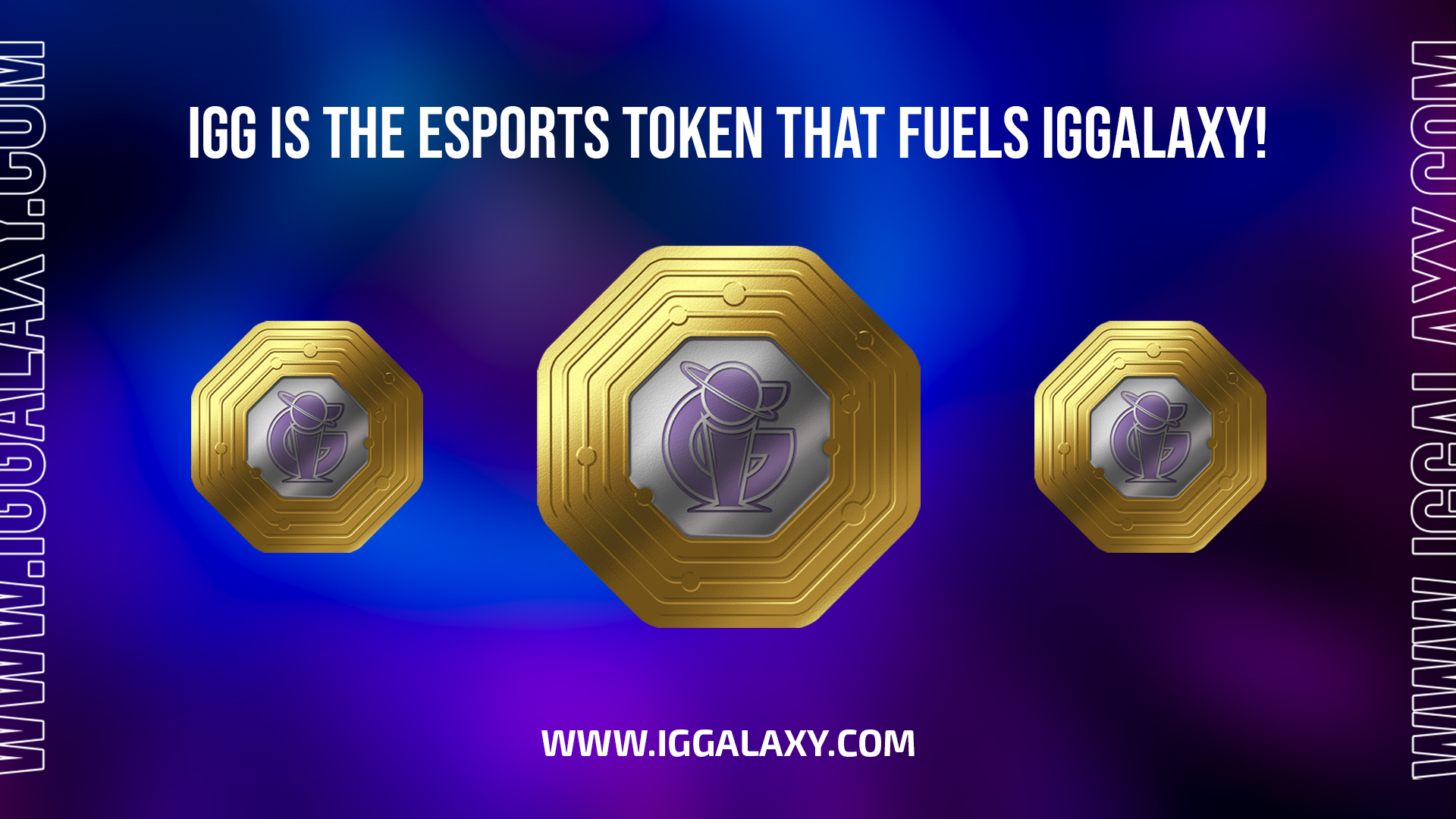 IGG: The competitive gaming and esports token!