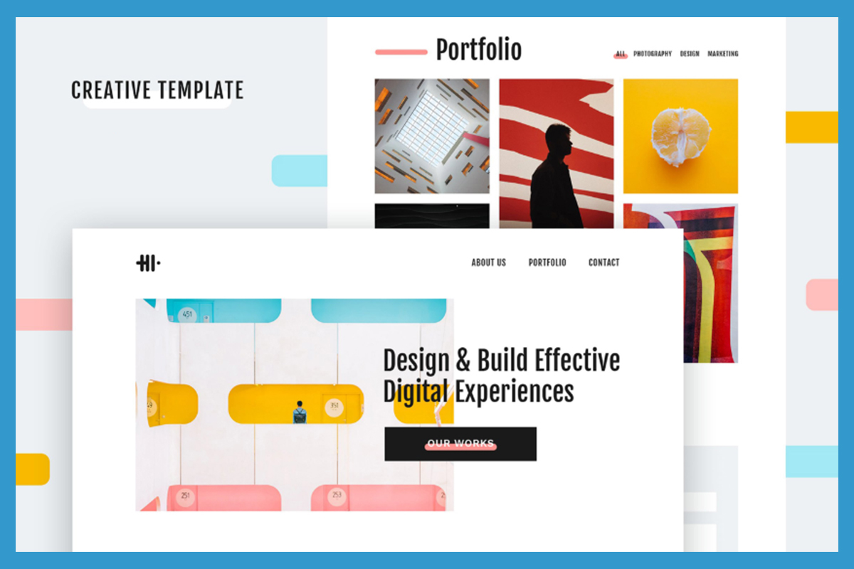 7 Best Sketch Templates for Perfect Web And App Design 6