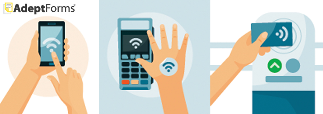 AdeptForms NFC Patrolling system enable security officers to do their jobs easier