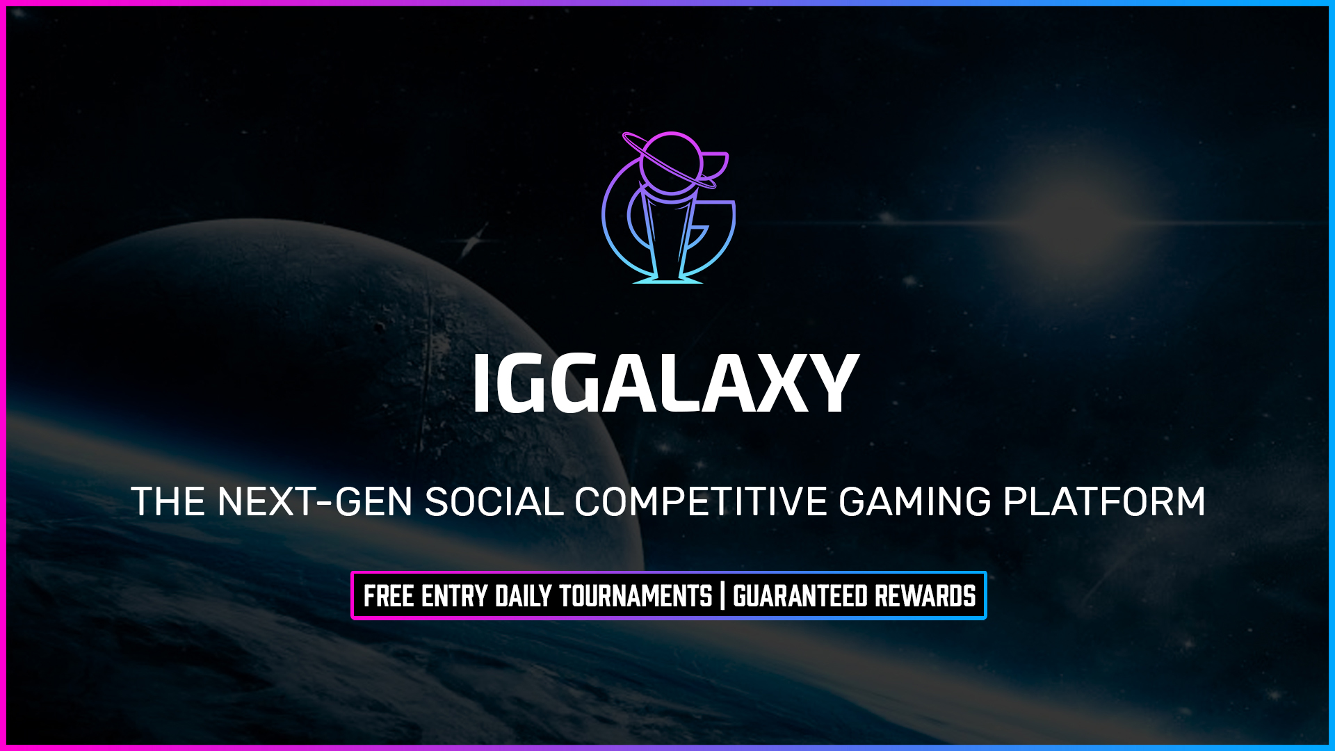 IGGalaxy: social competitive gaming!