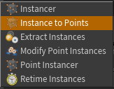 Instance to Points