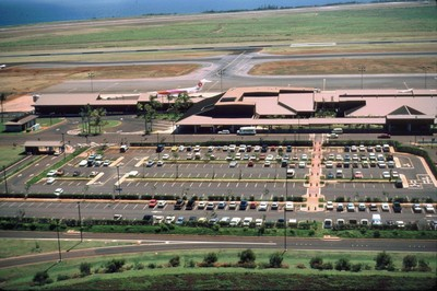 Lihue Airport Public Parking