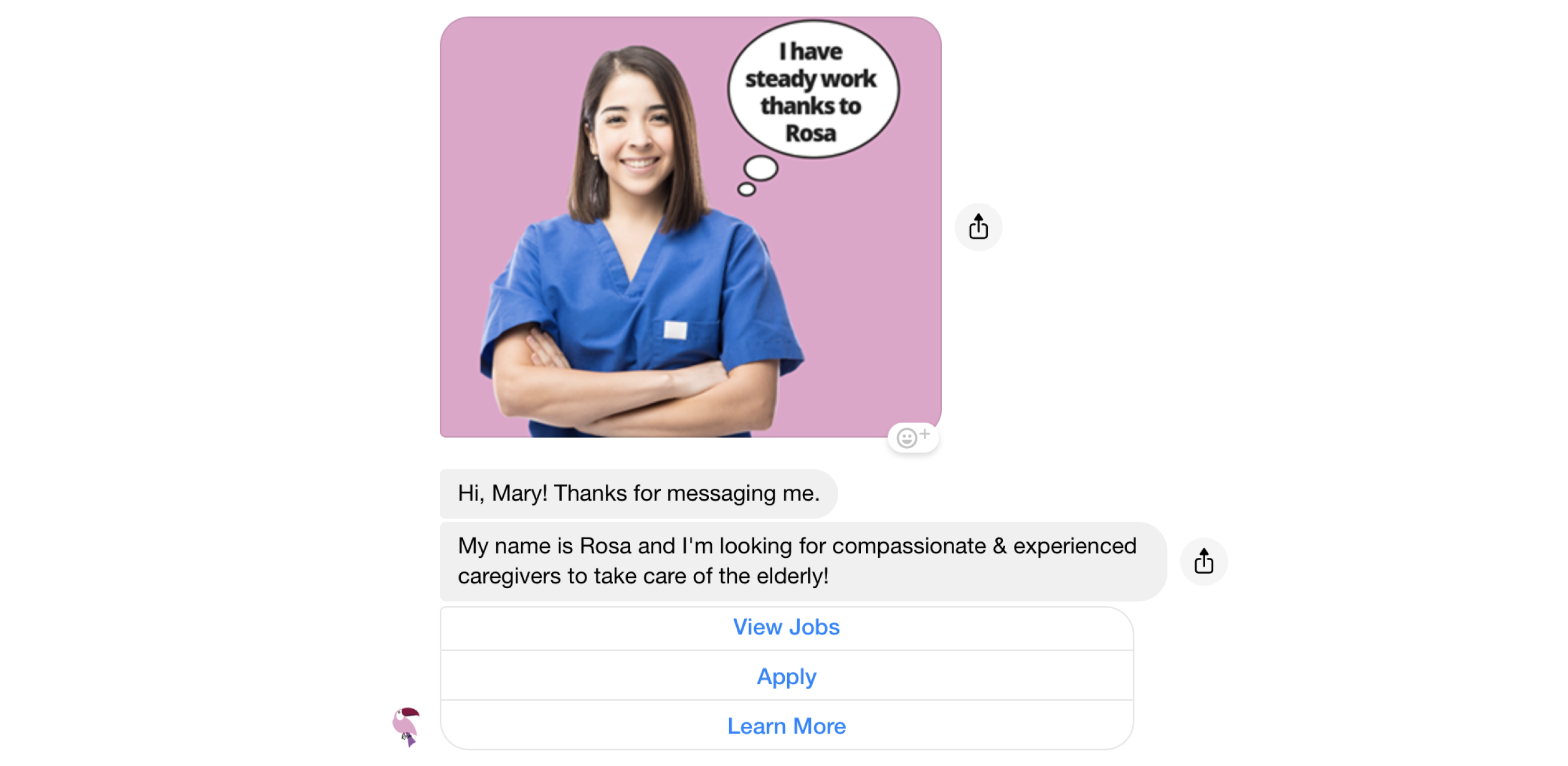 How to Use a Facebook Messenger Bot for HR and Hiring