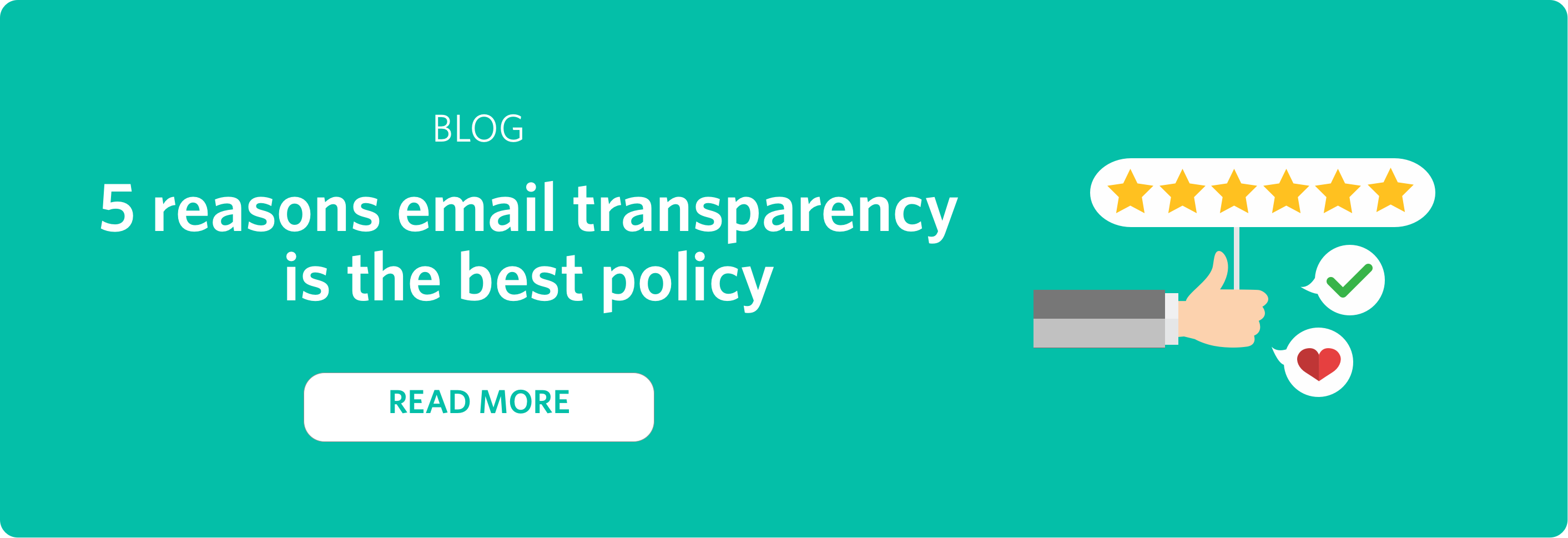 email transparency