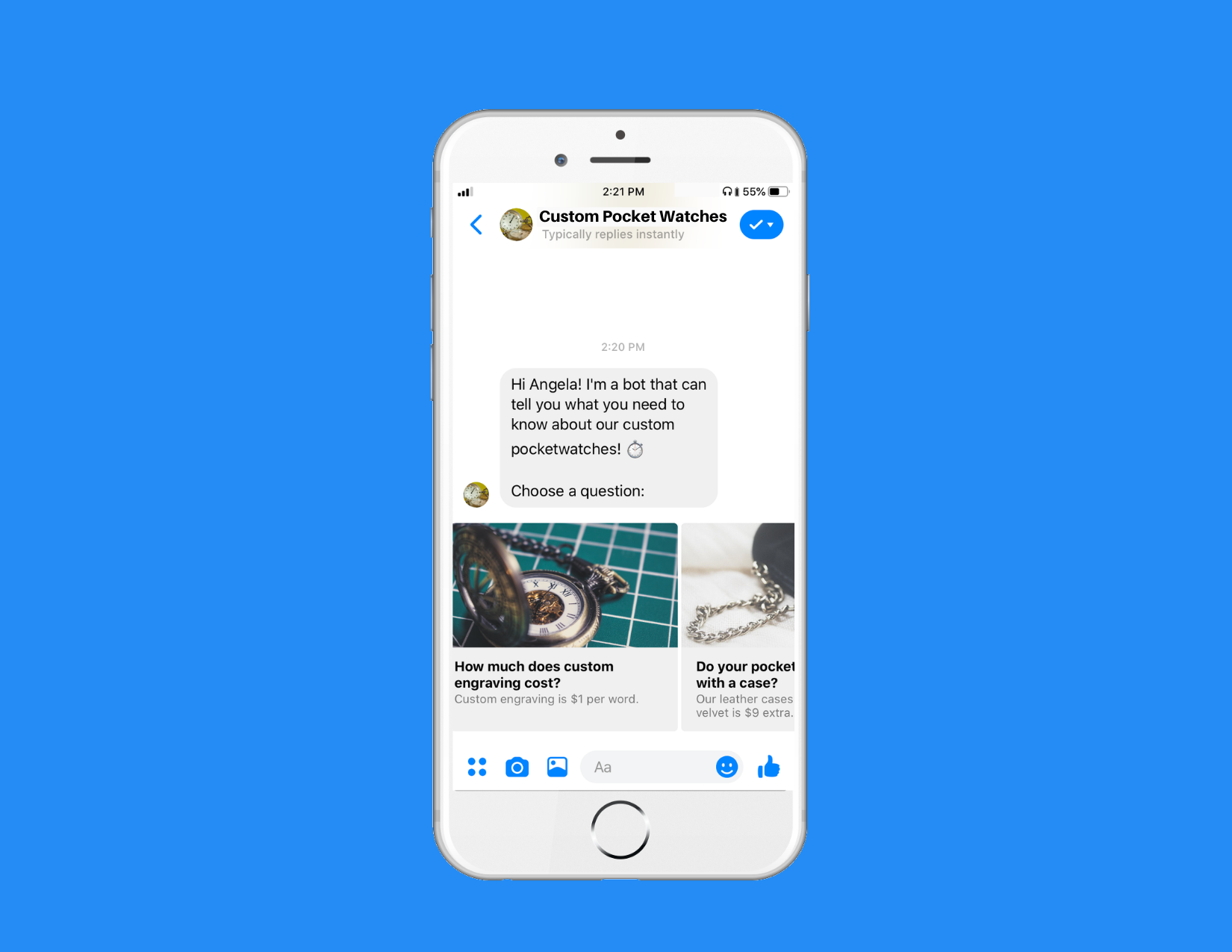 The Chatbot Marketing Guide for Black Friday & Cyber Monday