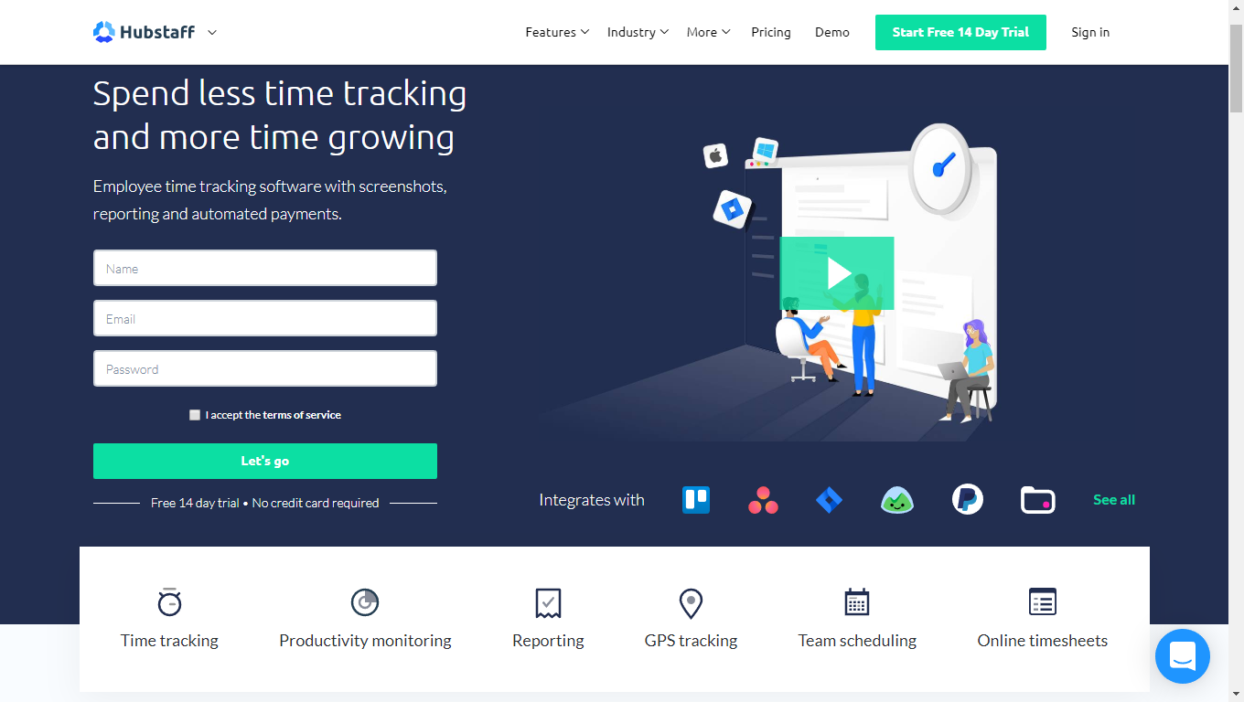 Top 5 Toggl Alternatives | Time Tracking App for Personal