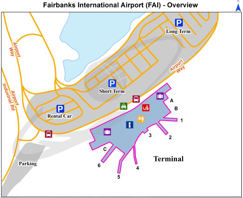 Fairbanks Airport Parking