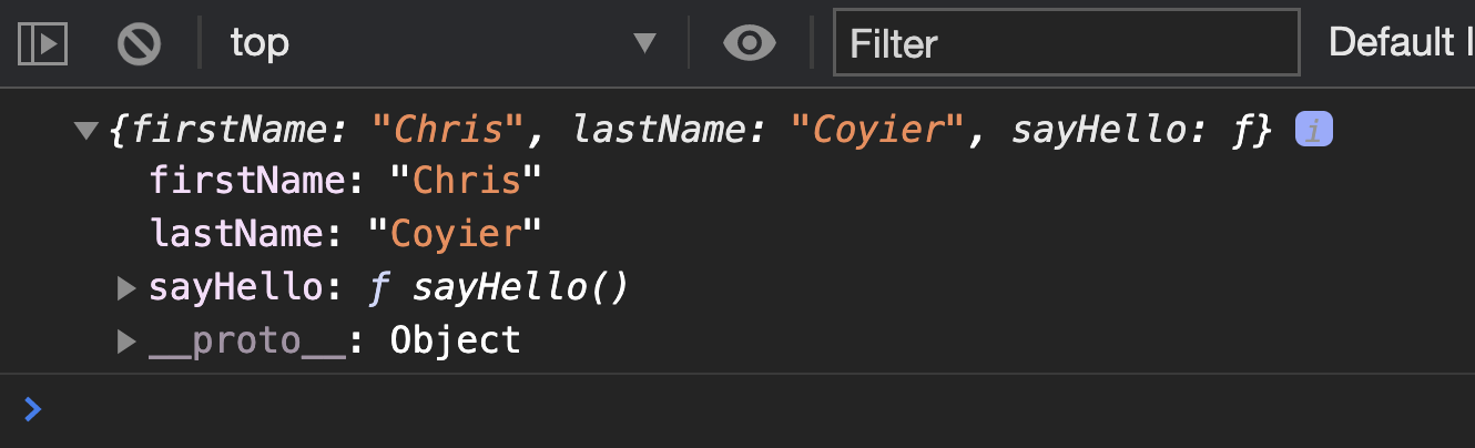 The Flavors of Object-Oriented Programming (in JavaScript)