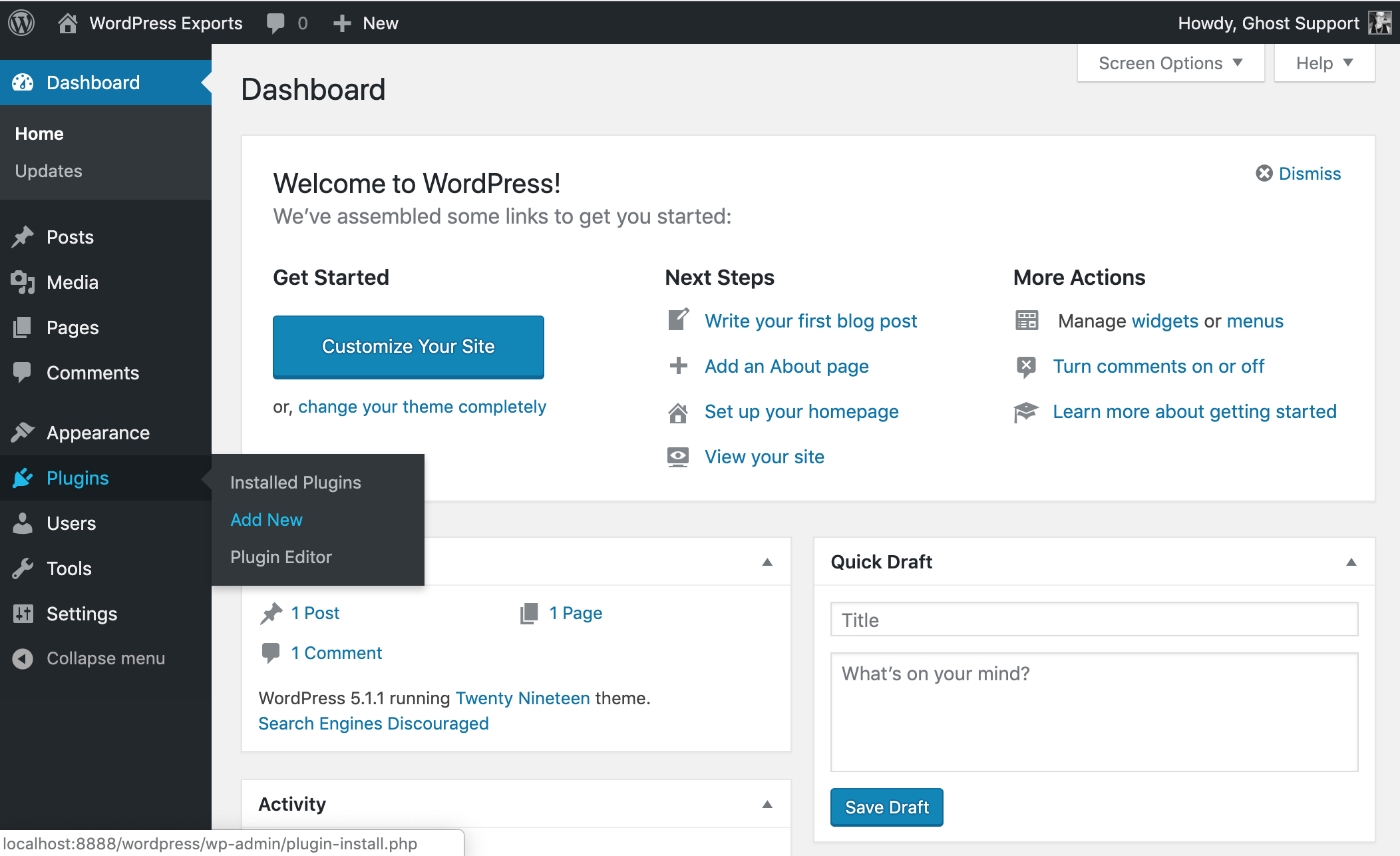 Migrating from WordPress to Ghost – FAQ