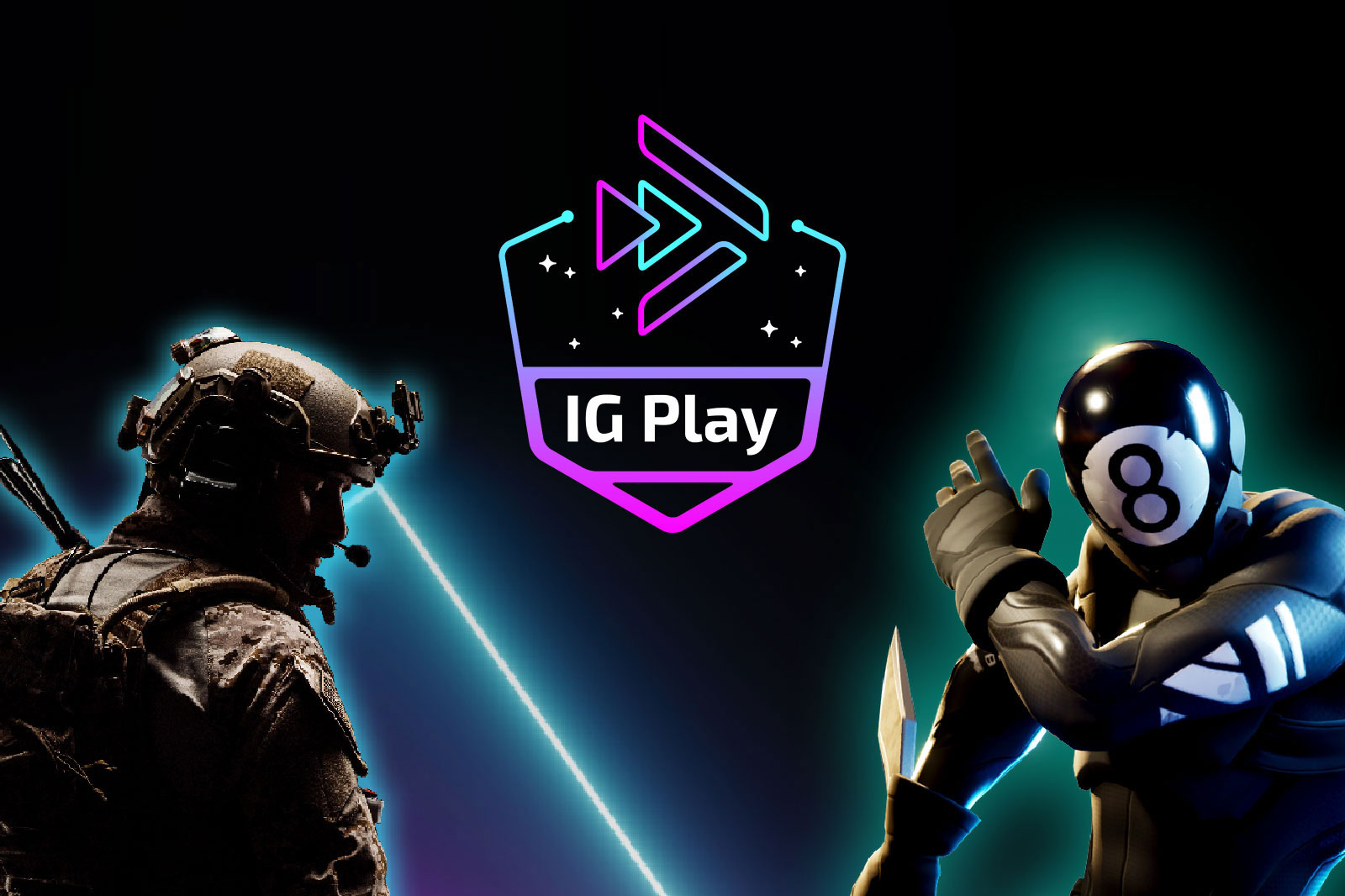 Fortnite and Call of Duty coming to IGPlay soon!