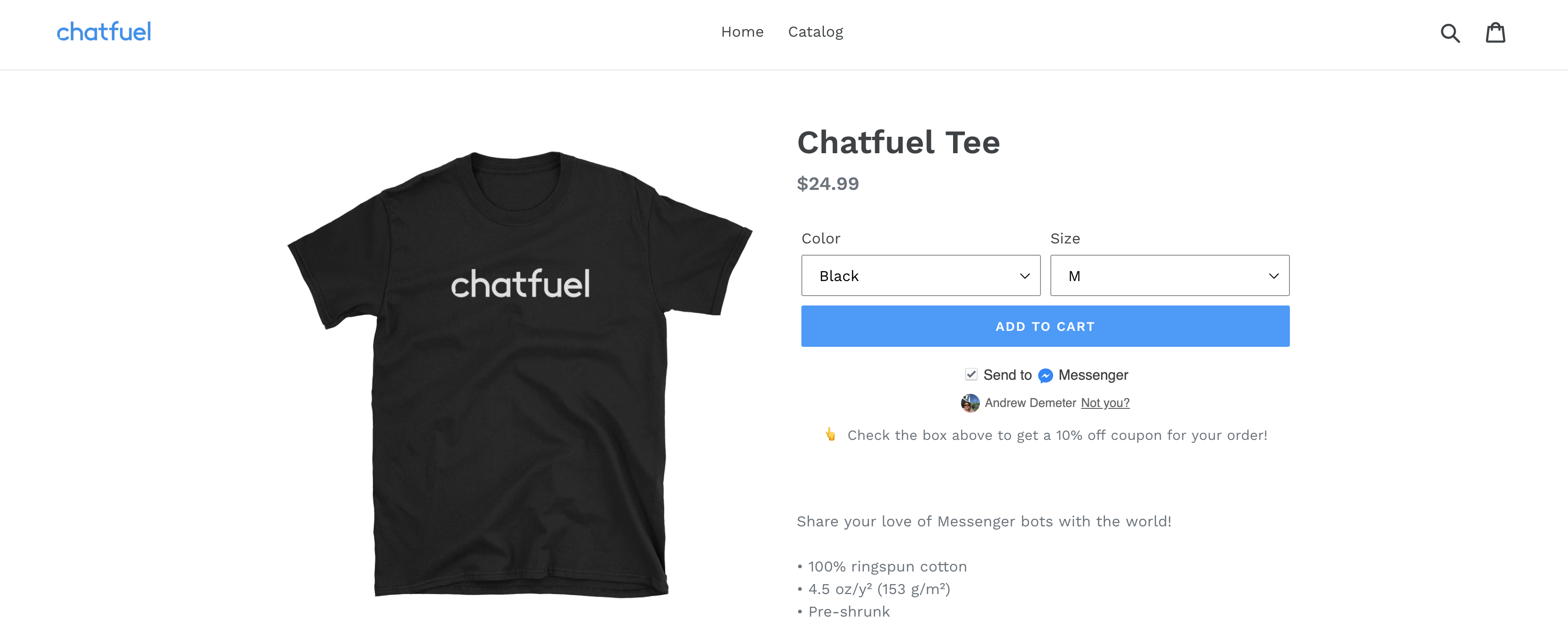 How to Integrate Shopify With Chatfuel in 10 Steps: A Comprehensive Guide