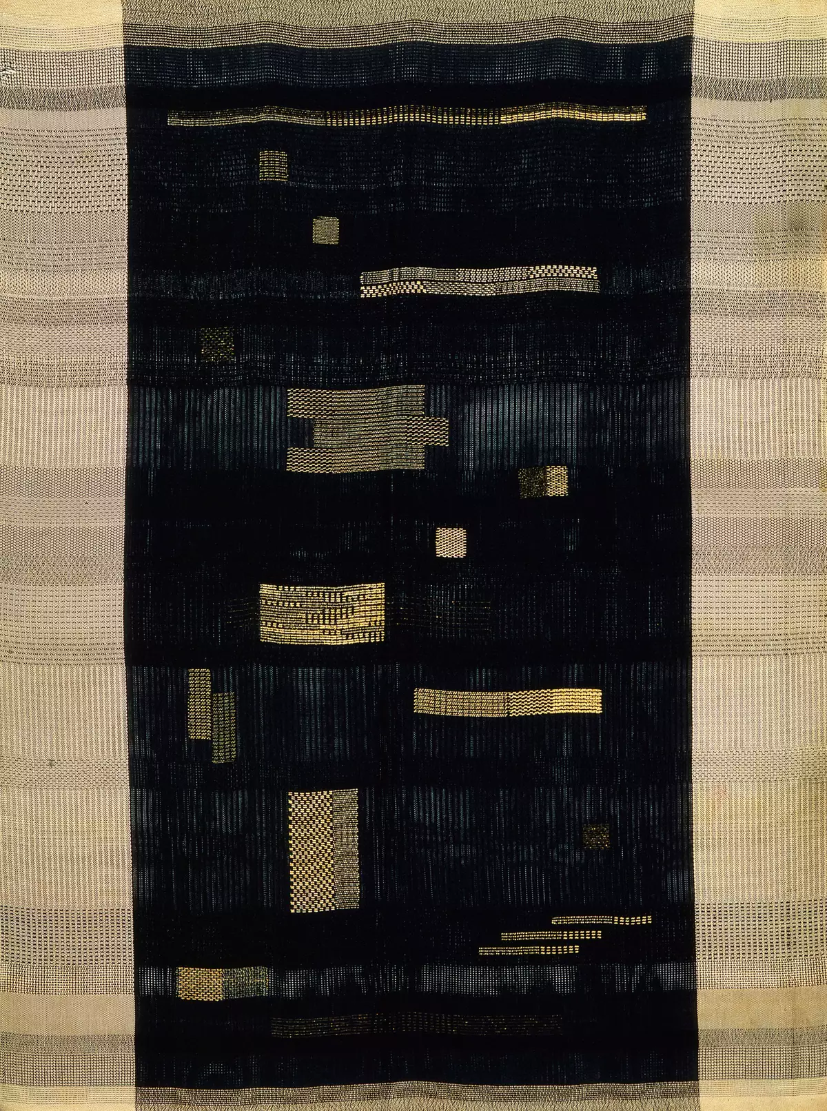 Ancient Writing, 1936. Cotton and rayon 1505 x 1118 mm.