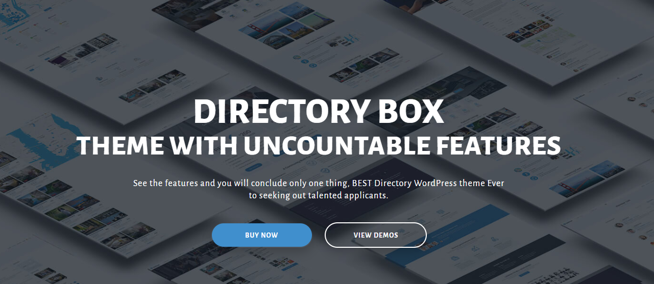 10+ Top WordPress Directory Theme for Creating Your Next Directory Website in 2020 3