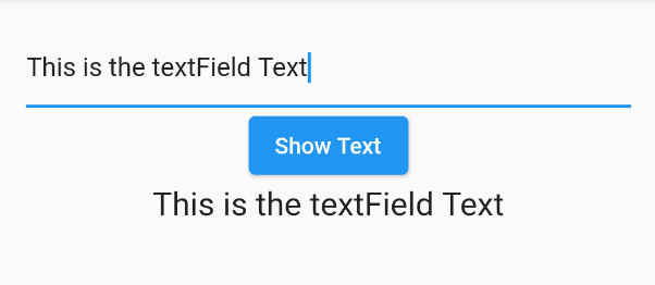 """Screenshot of text field text with button that says """"show text"""""""