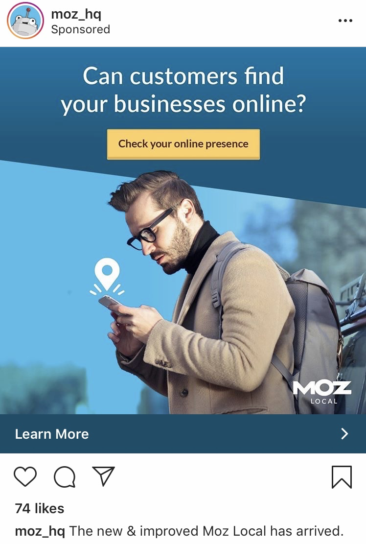 Moz product launch