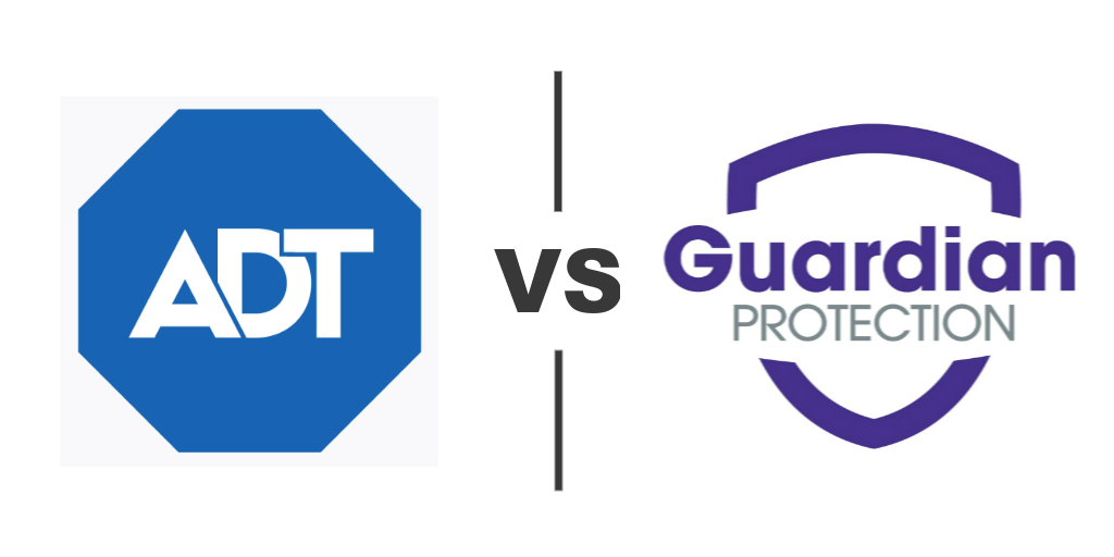 Guardian Protection vs ADT Home Security: An Expert Comparison