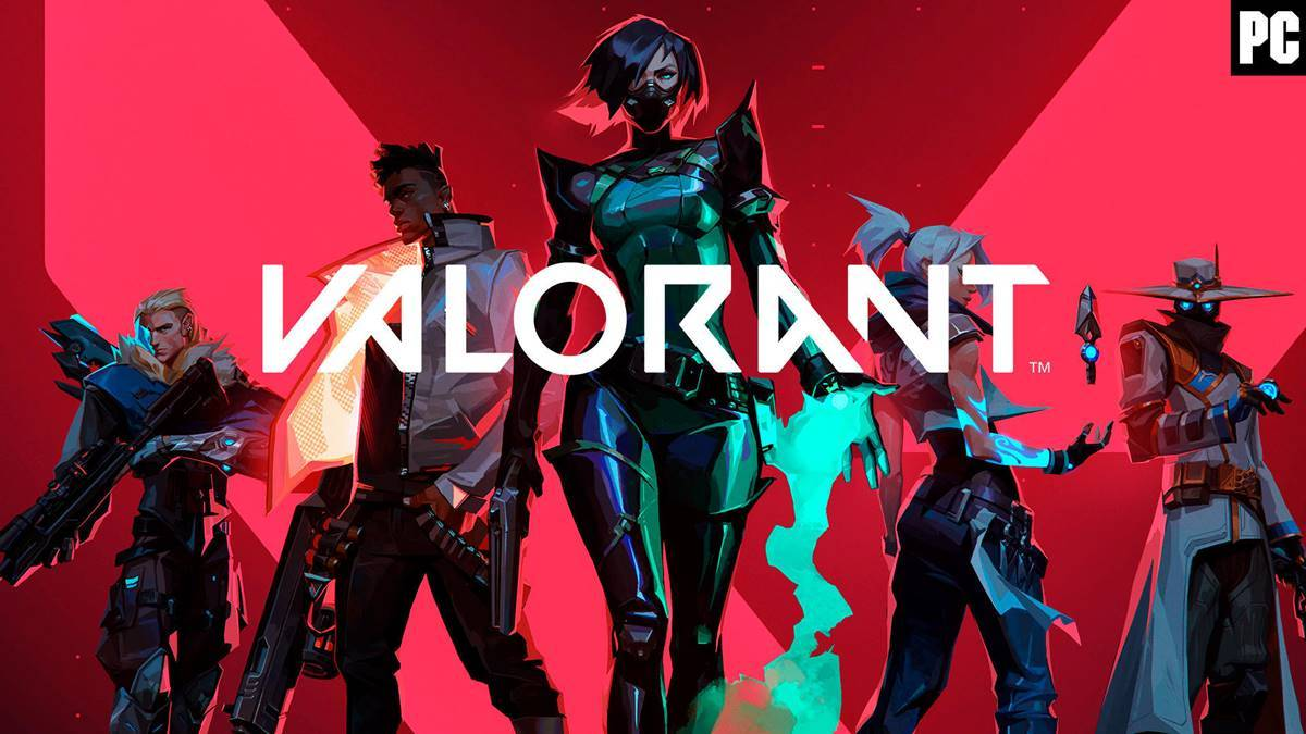 VALORANT official launch date: 02/06/2020!