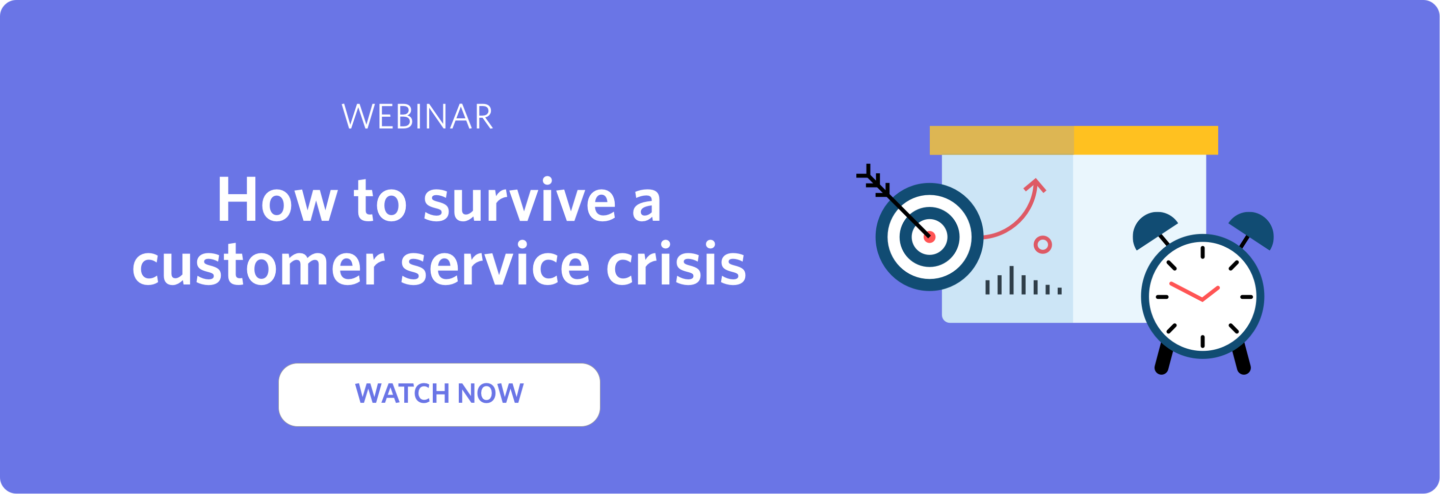 How to survive a customer service crisis