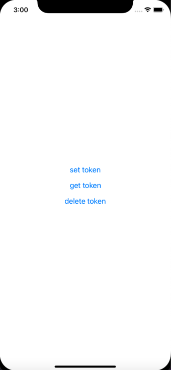 react native secure store tokens